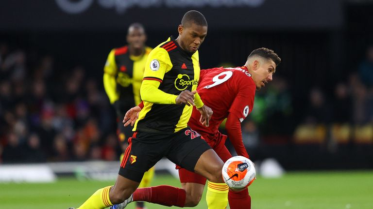 Watford infligió la primera derrota de la temporada de la Premier League de Liverpool en febrero