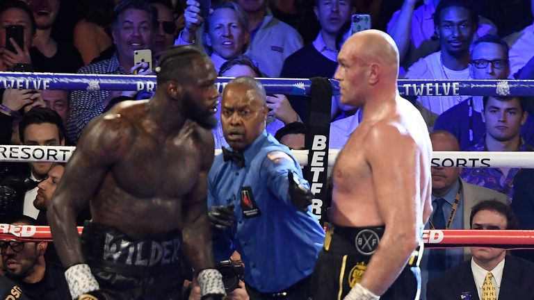 Wilder and Fury may still meet again