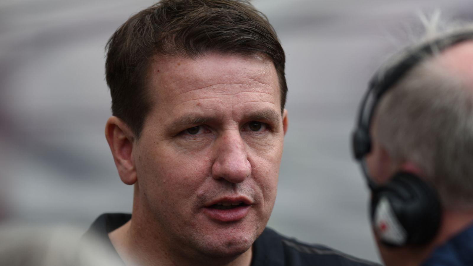 Daniel Stendel pide un compromiso en el enfrentamiento de recortes salariales de Hearts entre jugadores y propietario | Noticias de futbol 4