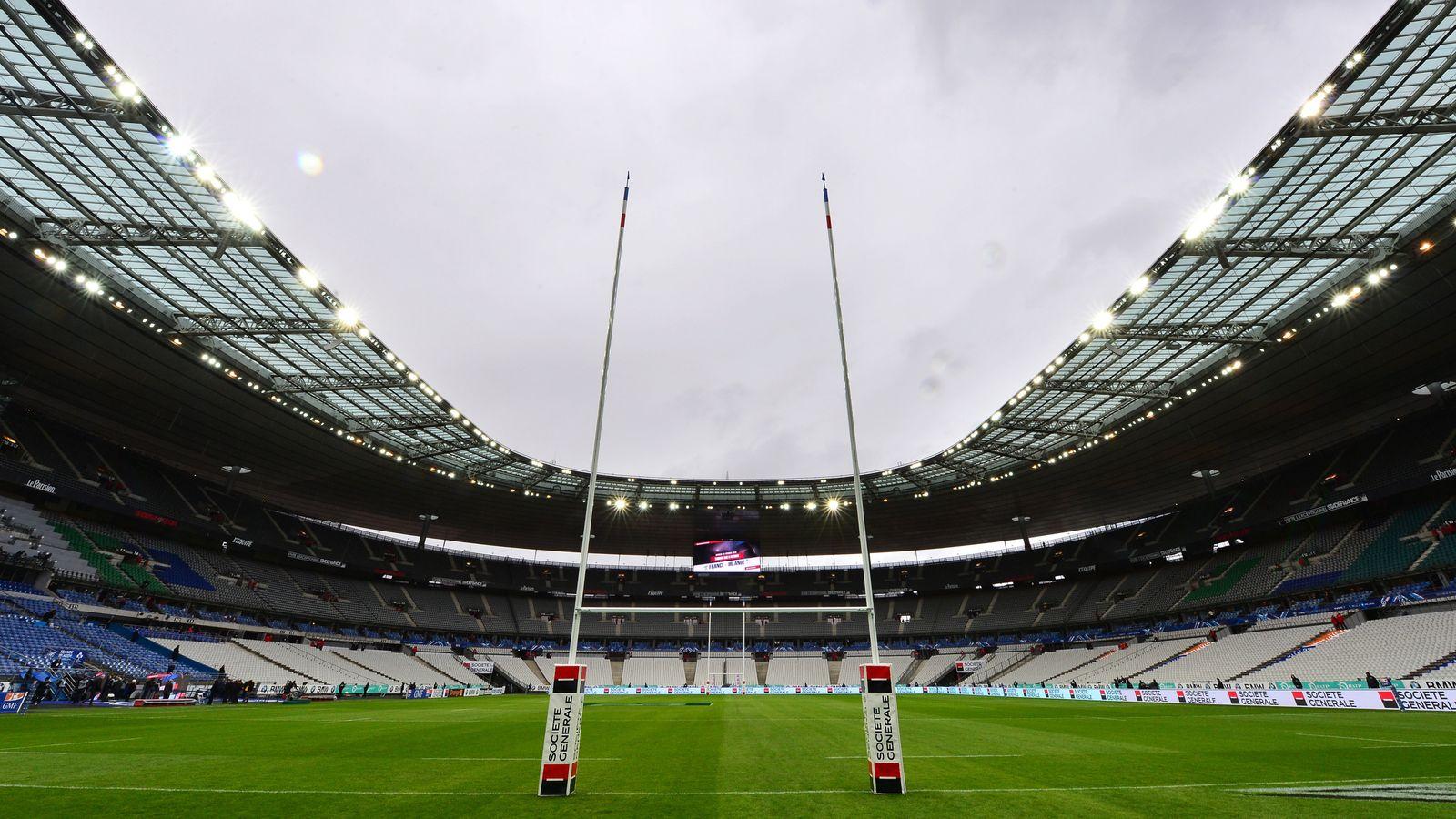 Coronavirus: Francia vs Irlanda Seis naciones se aplazan debido a coronavirus | Noticias de la Unión de Rugby 48