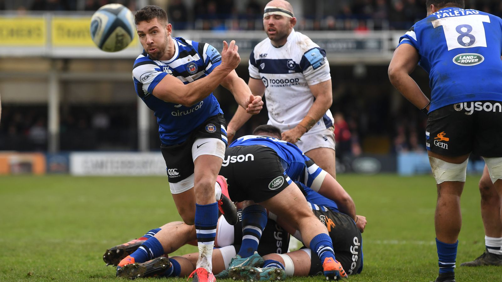 Bath Rugby join growing list of clubs forced to introduce pay cuts
