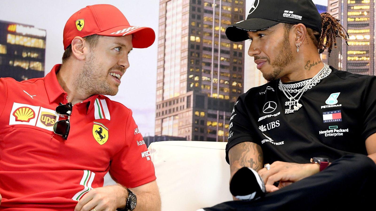 F1 apunta a la temporada 2020 de 15-18 carreras con comienzo de verano 1