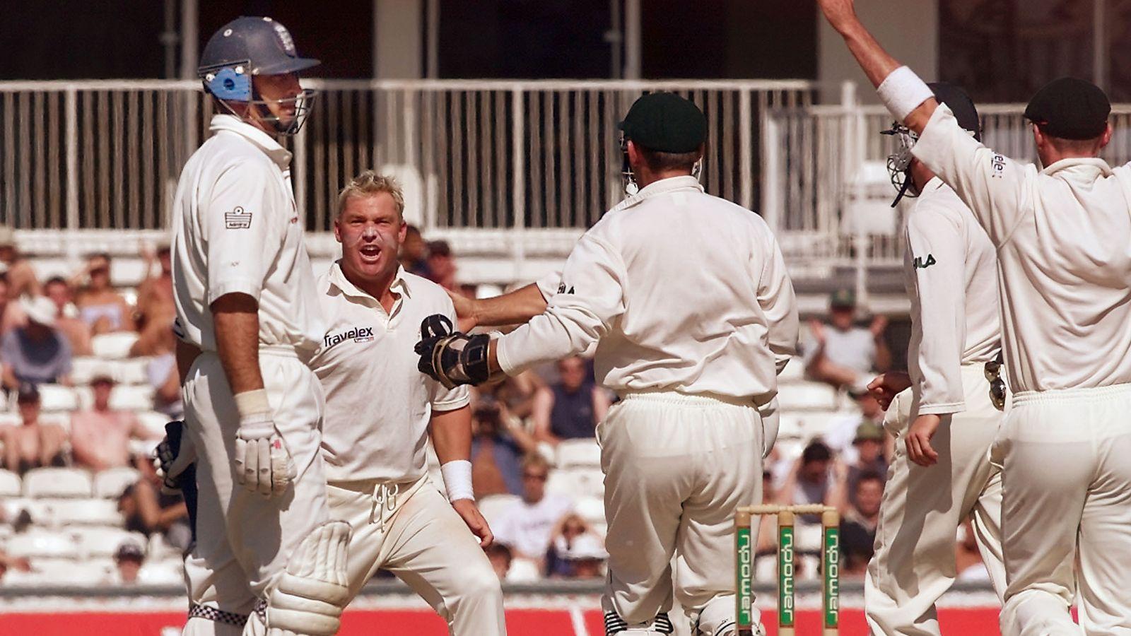 Shane Warne elige a Nasser Hussain entre los mejores jugadores de la XI de Inglaterra que enfrentó | Noticias de Cricket 40