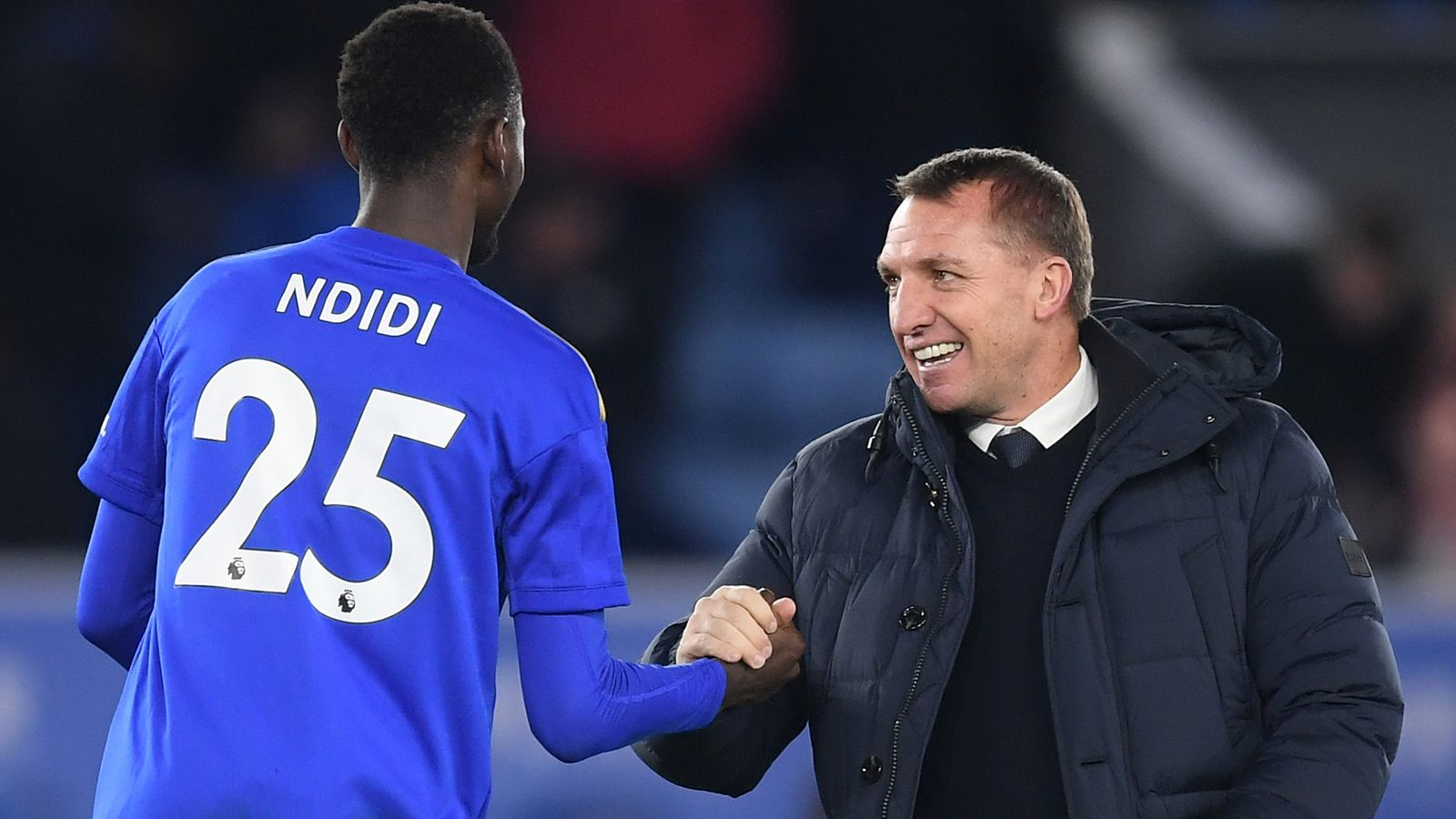 Rodgers welcomes back 'irrepressible' Ndidi