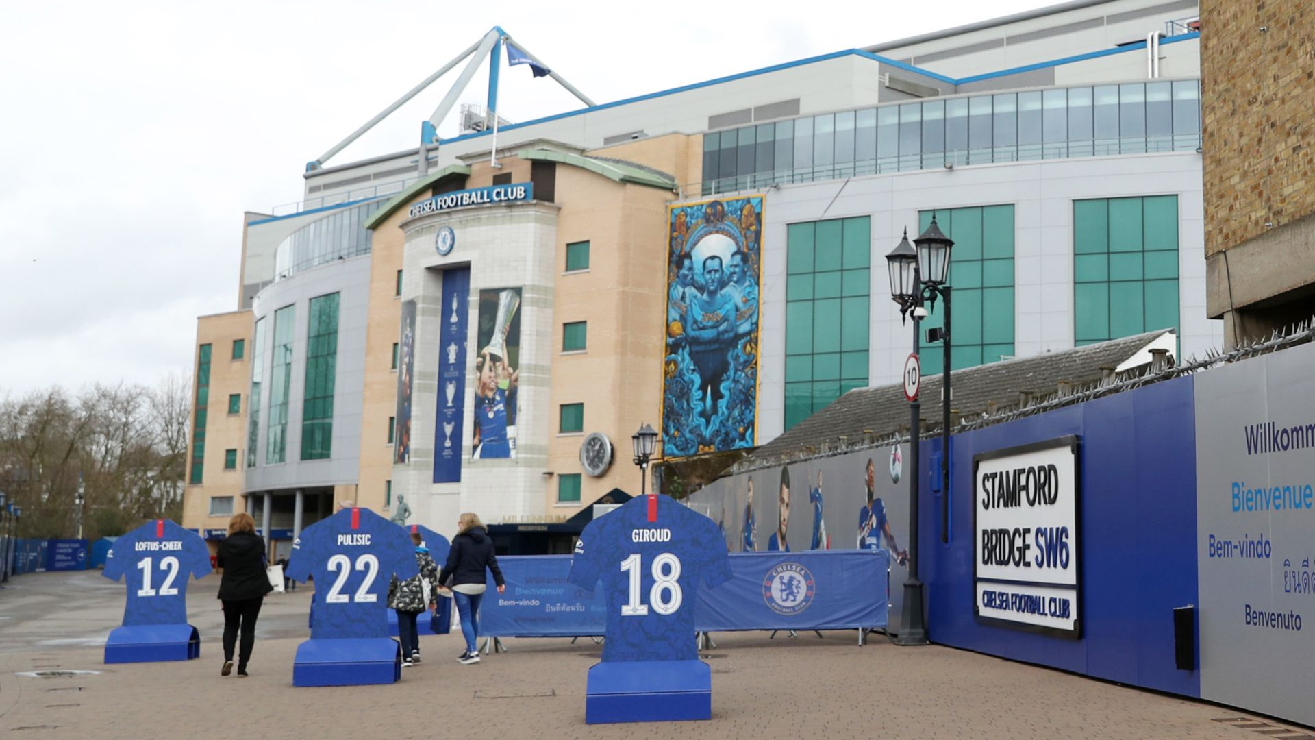 FA takes FIFA to court over Chelsea transfer ban