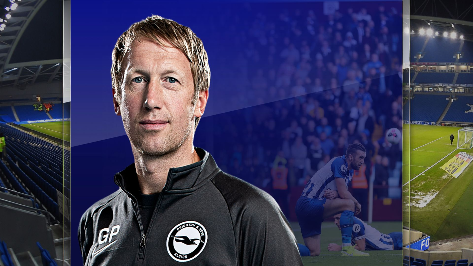 Potter on his and Brighton's evolution