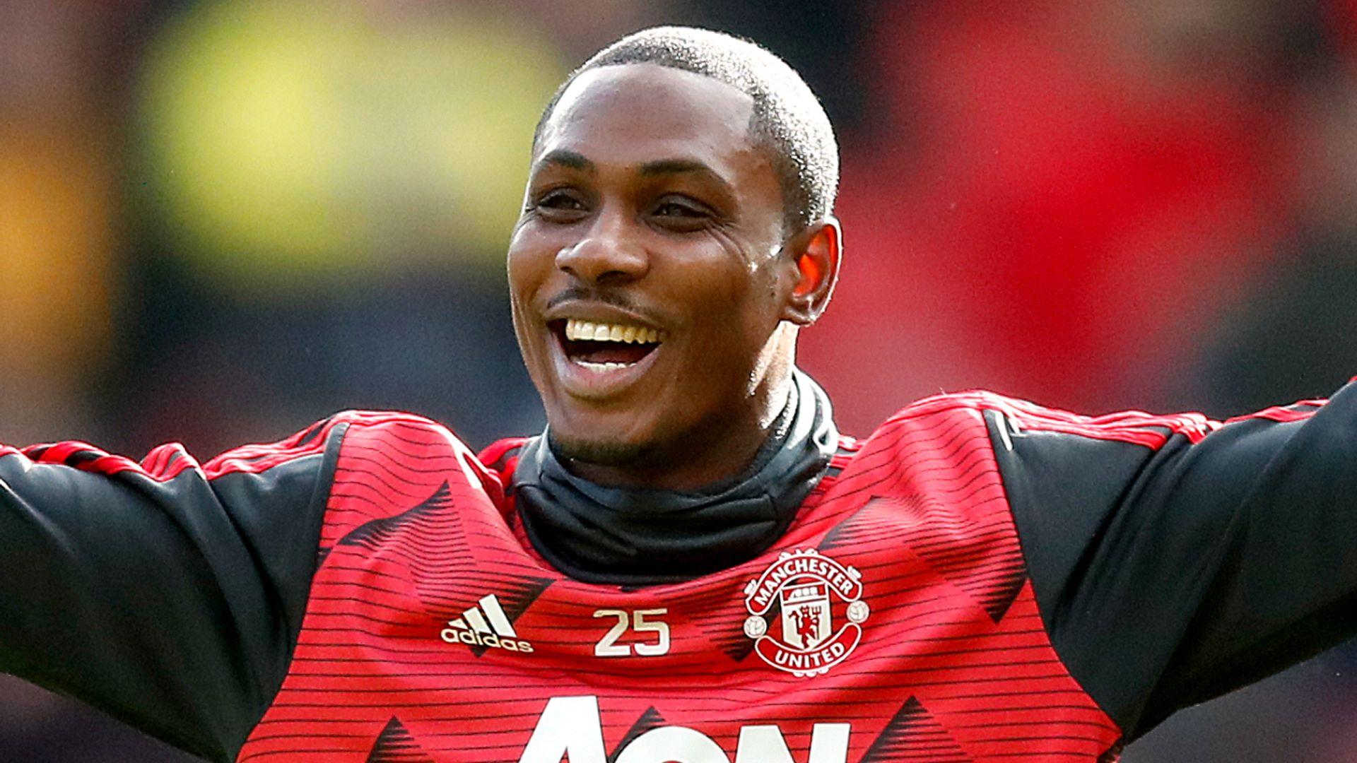 Ighalo: I'll take Man Utd higher and higher