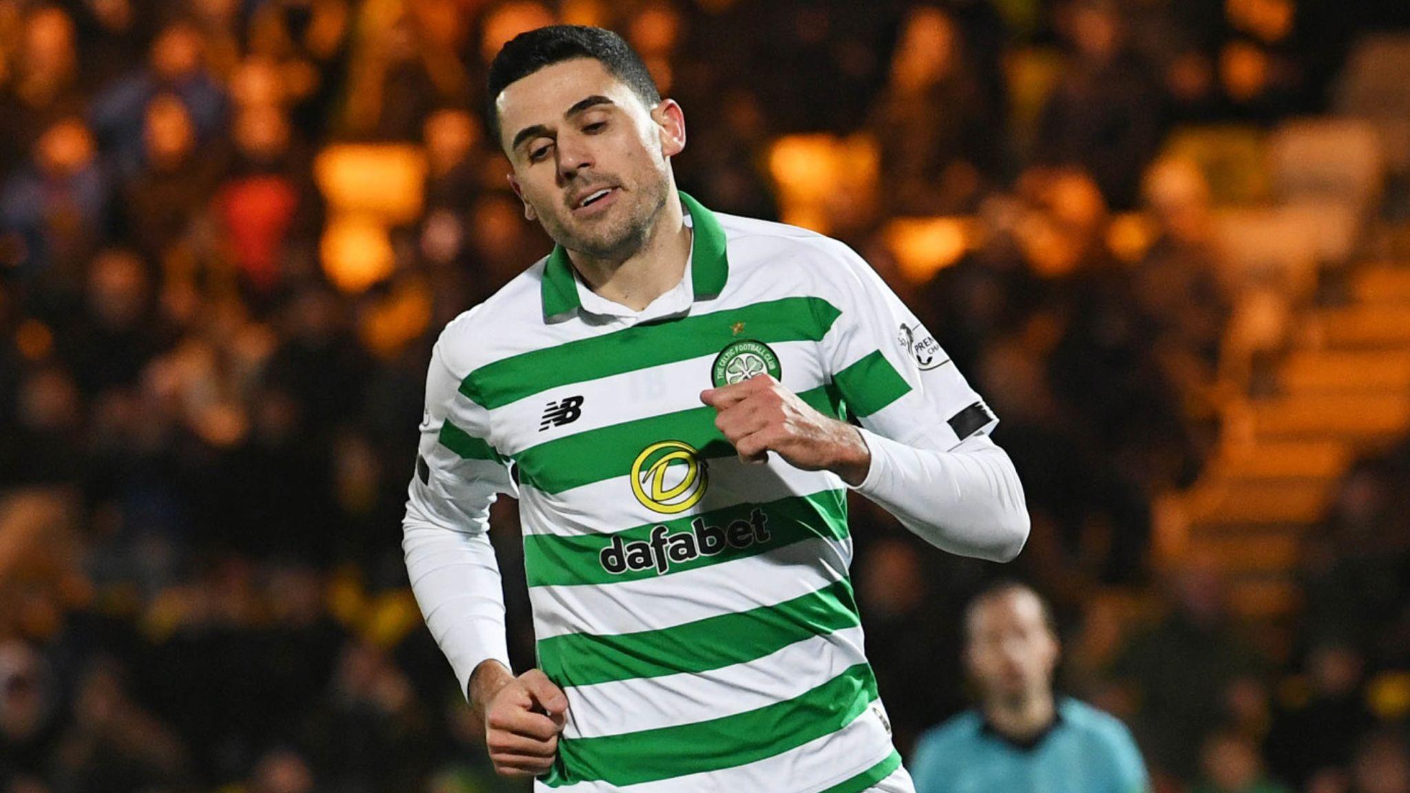 Tom Rogic: Celtic midfielder close to joining unnamed Qatari club | Football News | Sky Sports
