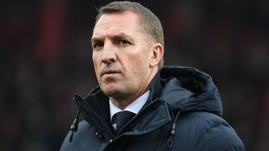 fifa live scores - Brendan Rodgers: Leicester manager had coronavirus but now recovered