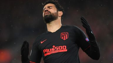 fifa live scores - Diego Costa: Atletico Madrid forward to face trial for alleged tax fraud