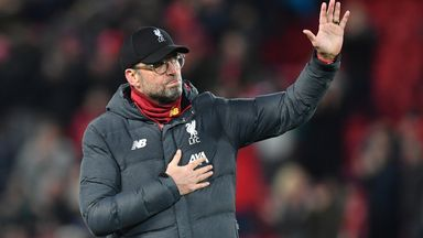 fifa live scores - Liverpool manager Jurgen Klopp urges fans to stay home for Premier League restart