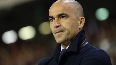 Roberto Martinez has been manager of the Belgian national side since 2016