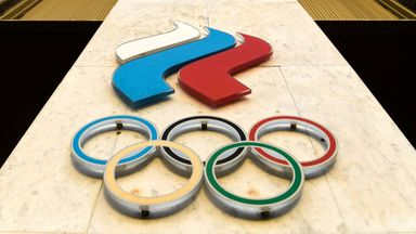 Russia is appealing against sanctions that will prevent athletes from competing under their flag at the Tokyo Olympics