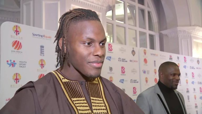 Speaking at the British Ethnic Diversity Sports Awards back in March, England forward Maro Itoje said he was confident this year's Six Nations campaign will conclude as planned