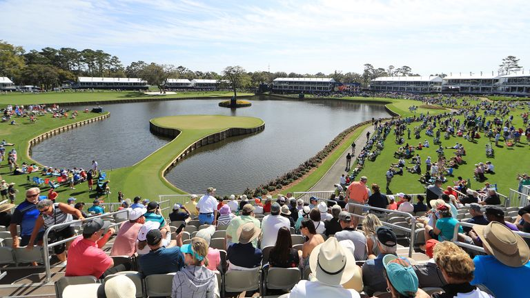 Coronavirus: Players Championship cancelled after one round
