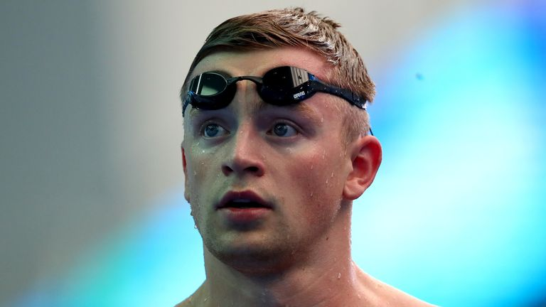 Adam Peaty says sport is filled with highs and lows  for elite-level athletes