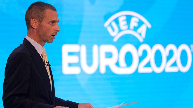 UEFA are advising leagues not to cancel their seasons