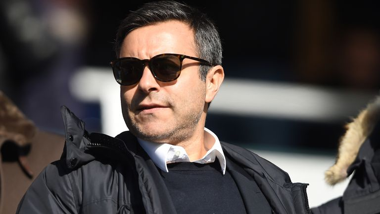 Andrea Radrizzani has owned Leeds for almost three years
