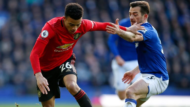 Baines has only played six times for Everton this season, with his last appearance coming in the 1-1 draw with Manchester United in March