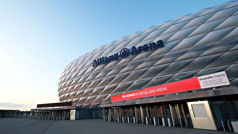 Bayern Munich are one of three clubs to set up a solidarity fund to help smaller sides in Germany's top two divisions