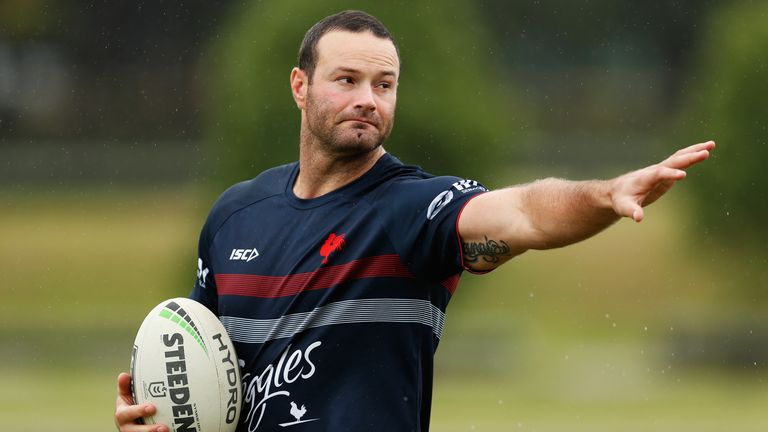 Boyd Cordner is still suffering concussion-related issues