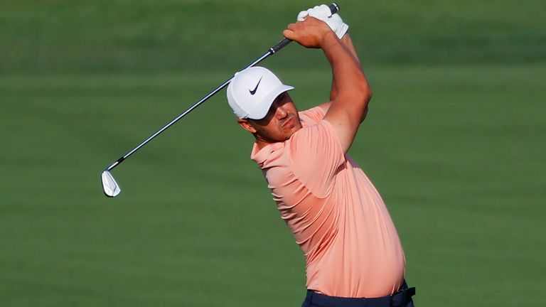 Koepka's last top-10 finish was at the Tour Championship