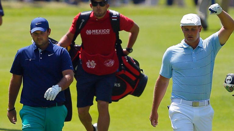 Reed and DeChambeau head into the week seventh and tenth in the latest world rankings