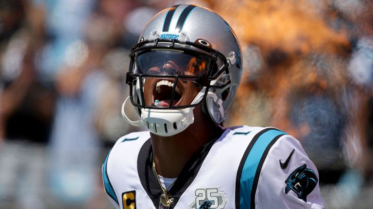 Cam Newton was the No 1 overall pick at the 2011 draft
