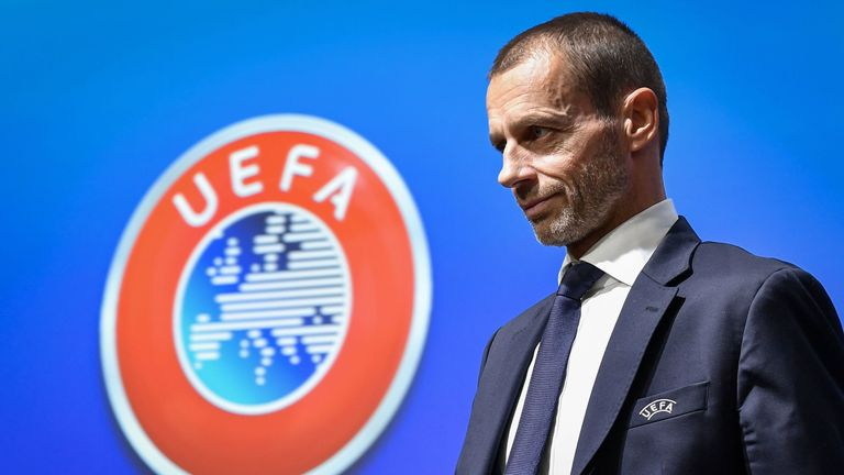 UEFA president Aleksander Ceferin has admitted that some rules may be out of date