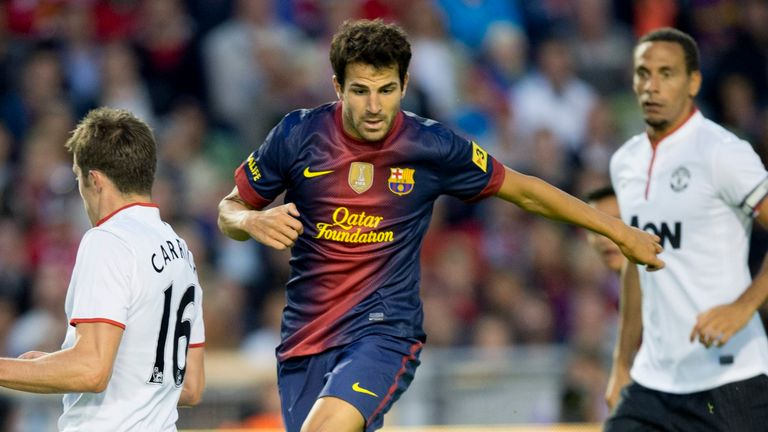 Europe's biggest prize has eluded Cesc Fabregas - despite having spells at Arsenal, Barcelona and Chelsea