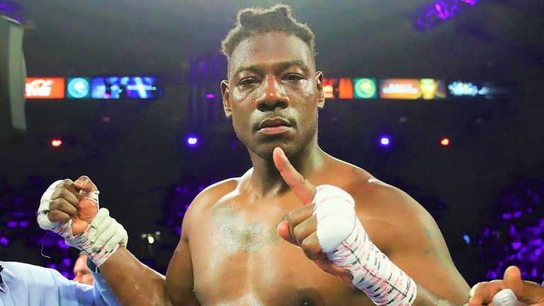 Charles Martin is highly-ranked by the IBF