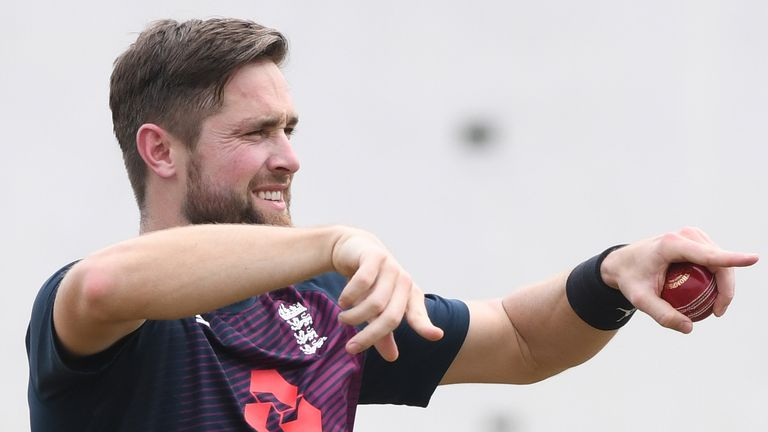 Chris Woakes has not played a T20I for England since 2015