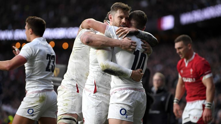 Owen Farrell's conversion made things worse for Wales