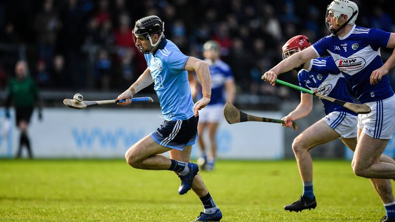 Dublin established ascendancy over Laois and Carlow, but must make up ground on those above them