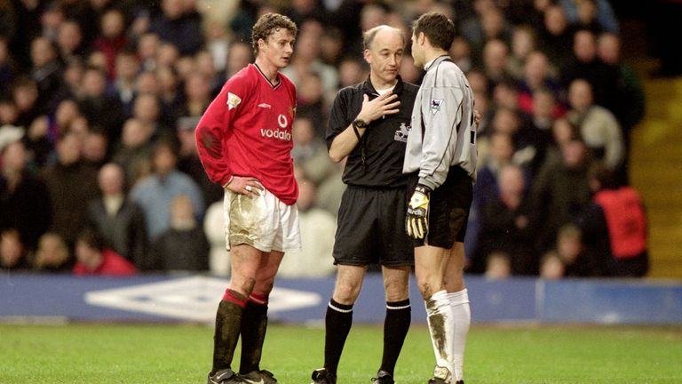 David Elleray is a former Premier League referee and now the technical director of football's law making body IFAB