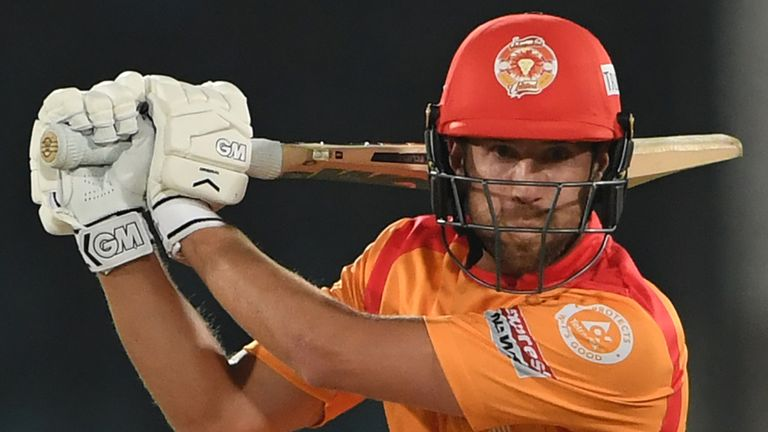 Dawid Malan hit one PSL fifty this term