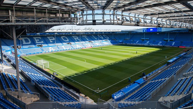 Alaves have confirmed 15 members of the club's staff  - including three first-team players - have tested positive for coronavirus