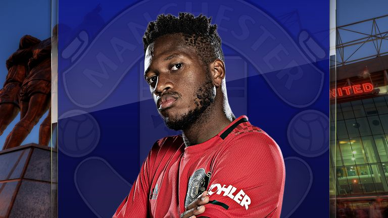 Manchester United midfielder Fred has improved this season