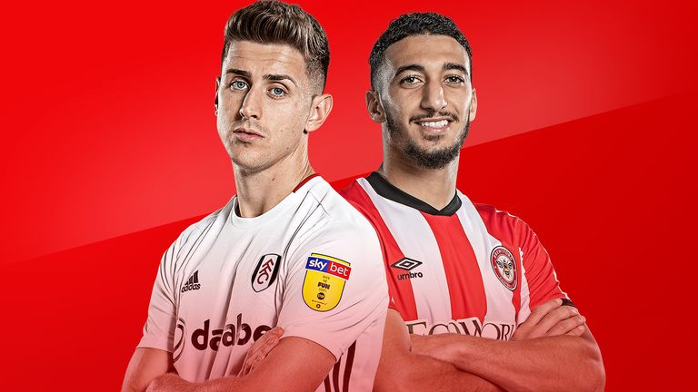 Brentford beat Fulham with two late goals when the sides last met on June 20