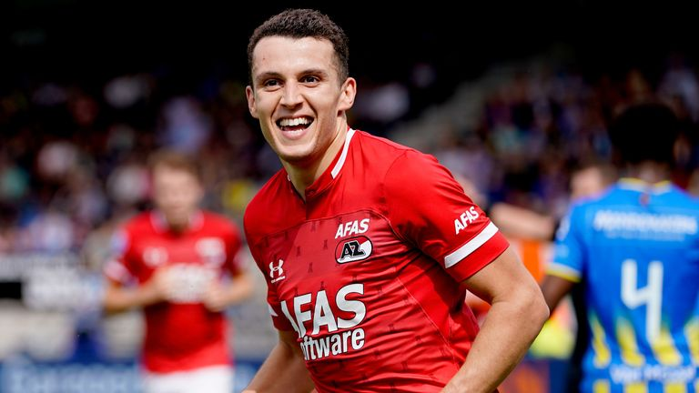 Oussama Idrissi tops the Eredivisie Power Rankings