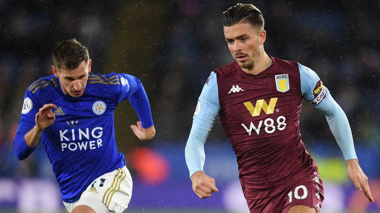 Leicester's 4-0 win over Aston Villa on March 9 was the last Premier League game to be played before the suspension due to coronavirus