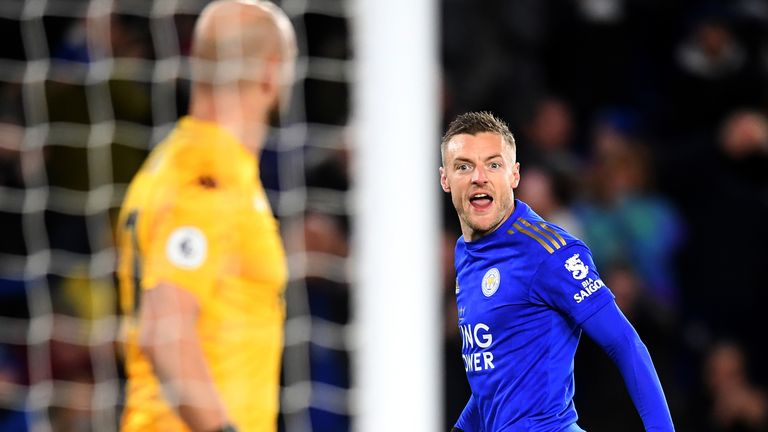 Jamie Vardy came close to putting pen-to-paper at the Emirates in 2016, following Leicester's unlikely title triumph