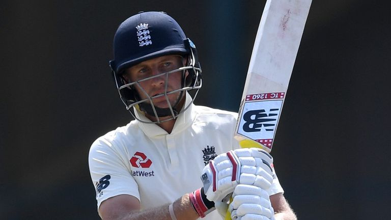 Joe Root says England's players will make the most of the break to recover from a demanding 12 months