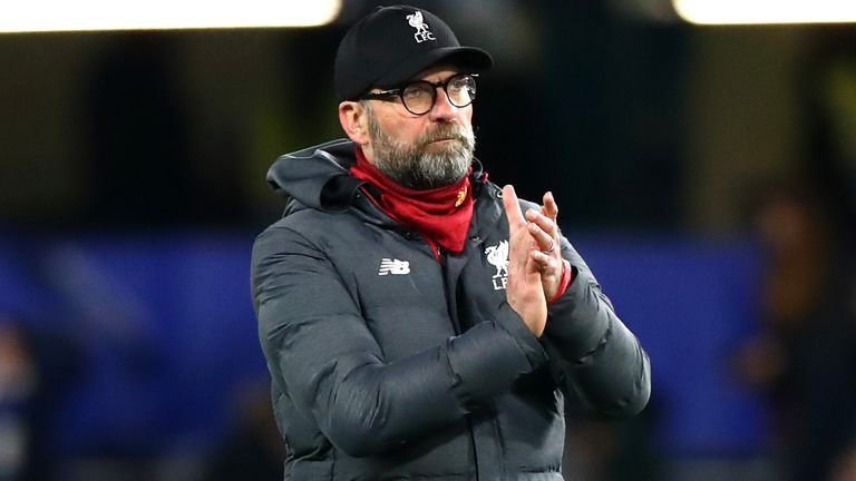 Jurgen Klopp is convinced in the merits of putting defeats into perspective