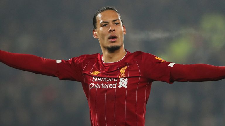 Virgil van Dijk is hoping for another memorable Anfield night as Liverpool get set to face Atletico Madrid