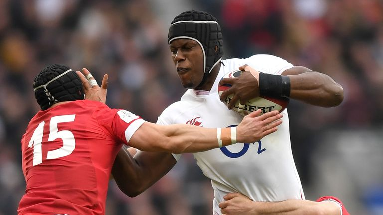Maro Itoje's rampaging style and fierce defence would make him an asset to this team