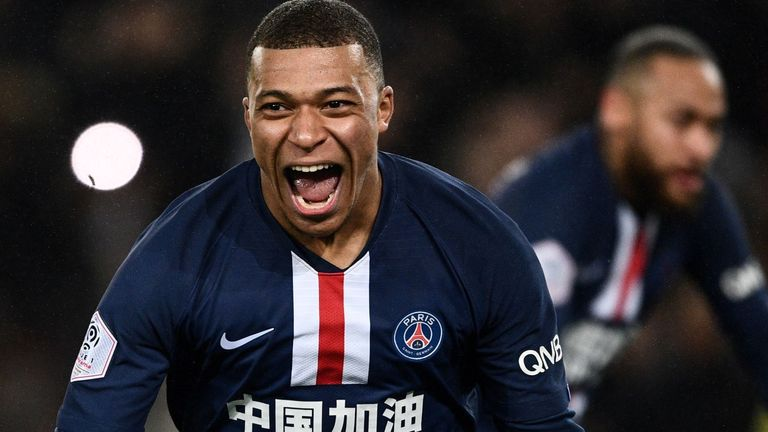 Kylian Mbappe tops the Ligue 1 Power Rankings
