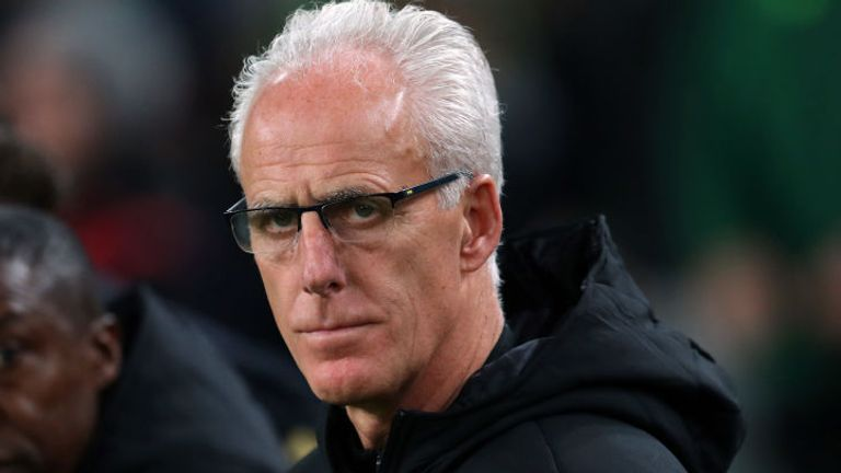 Mick McCarthy says coronavirus has 'suddenly become very real and frightening for him'