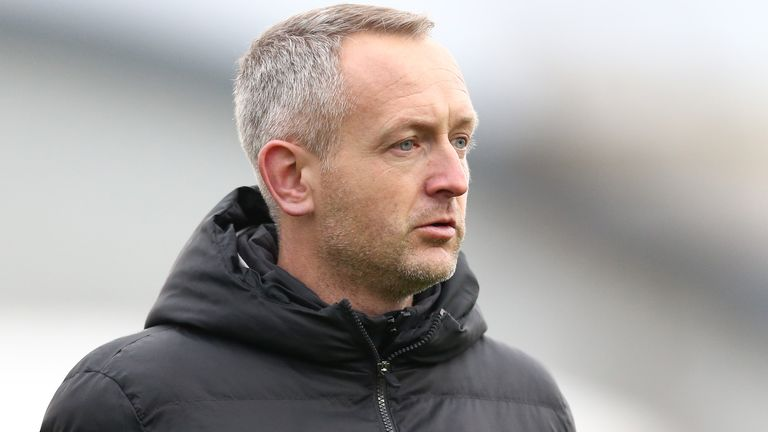 Neil Critchley has become Blackpool's new boss