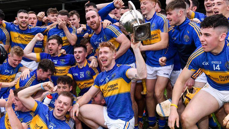 Patrickswell are reigning county hurling champions